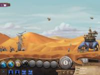 Roaming Fortress Screen 1